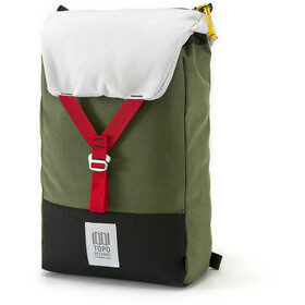 Topo Designs Y-Pack 14,4l Olive
